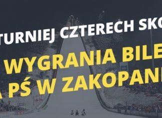 Wygraj bilety na Puchar Świata w Zakopanem!
